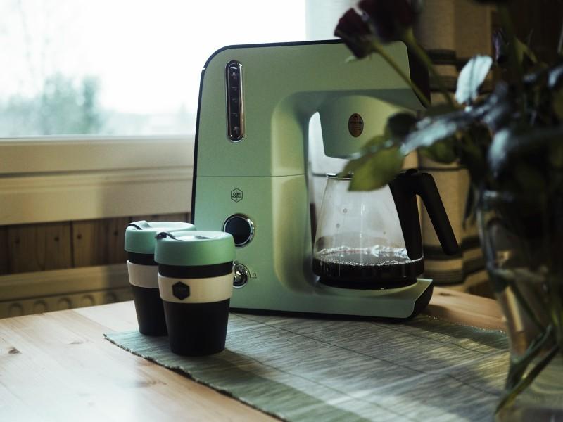 Read more about OBH Nordica s Legacy Coffee Maker here! OBH Nordica 2313  Inox Chilli kahvinkeitin 8400b4b233