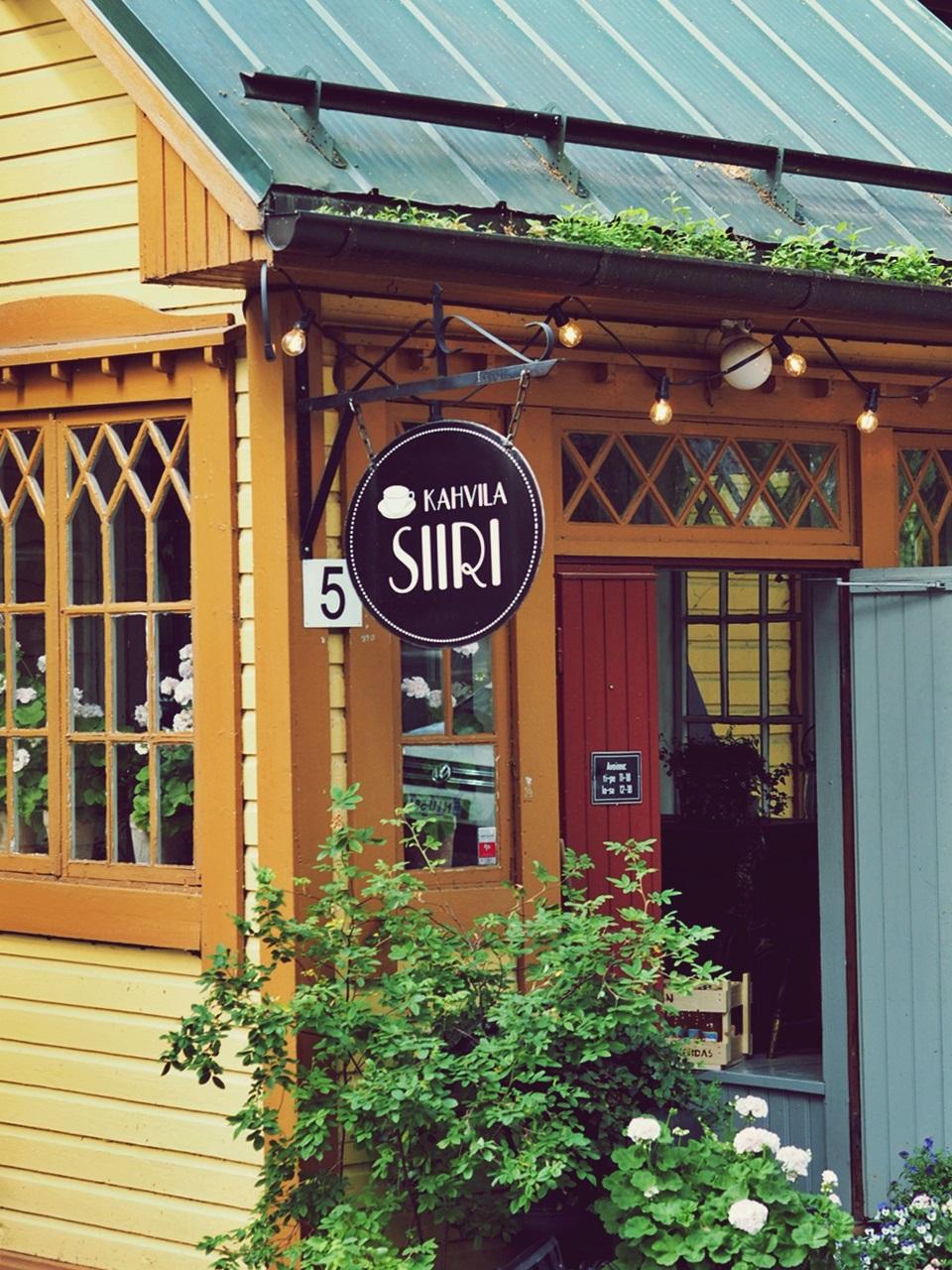 Kahvila Siiri Lempäälä