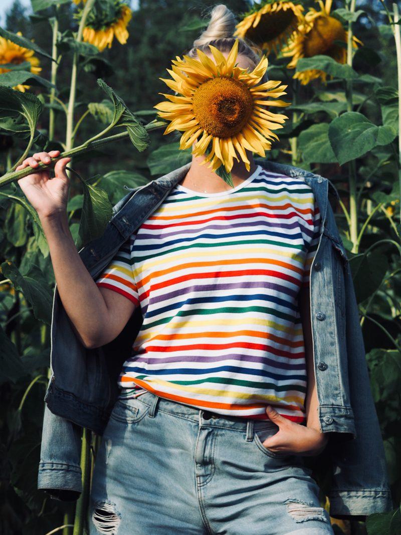auringonkukkapelto kangasala 2020