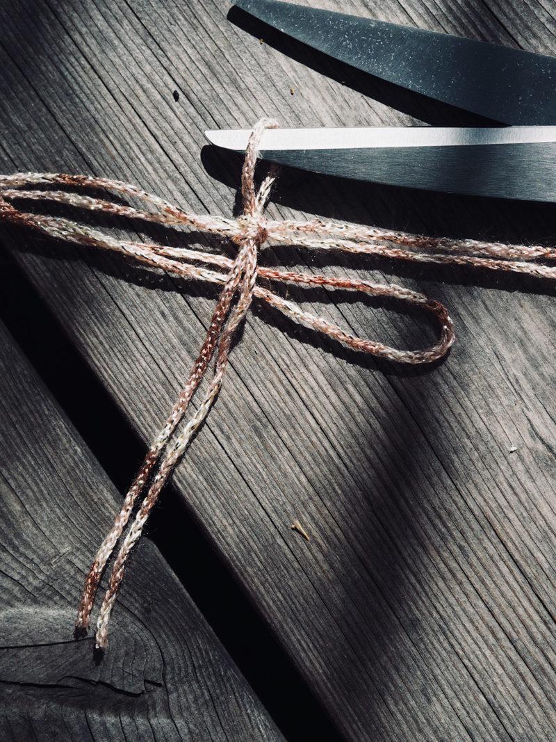 makramee knot