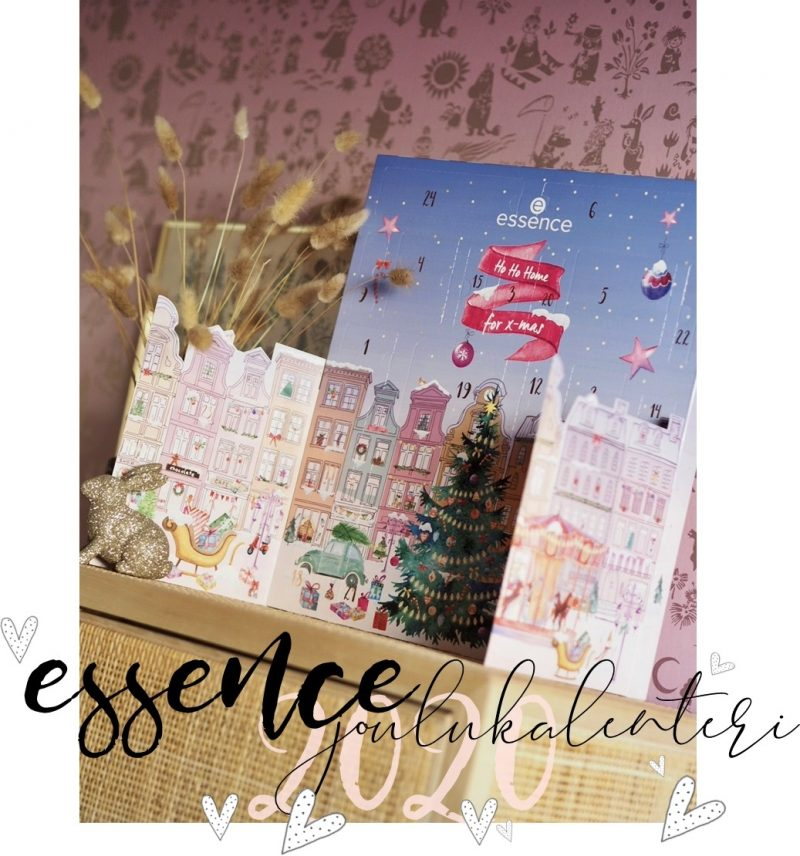essence joulukalenteri 2020