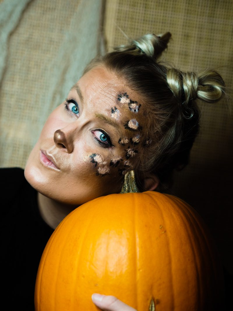 leopard halloween