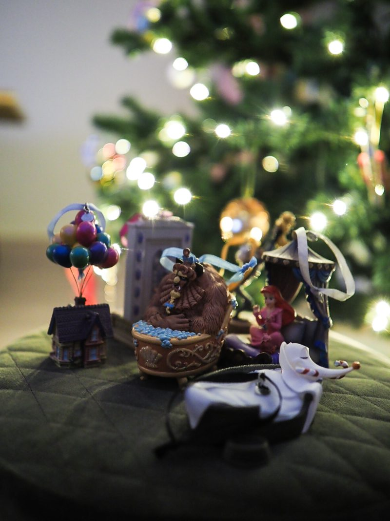 disneystore uk christmas ornaments