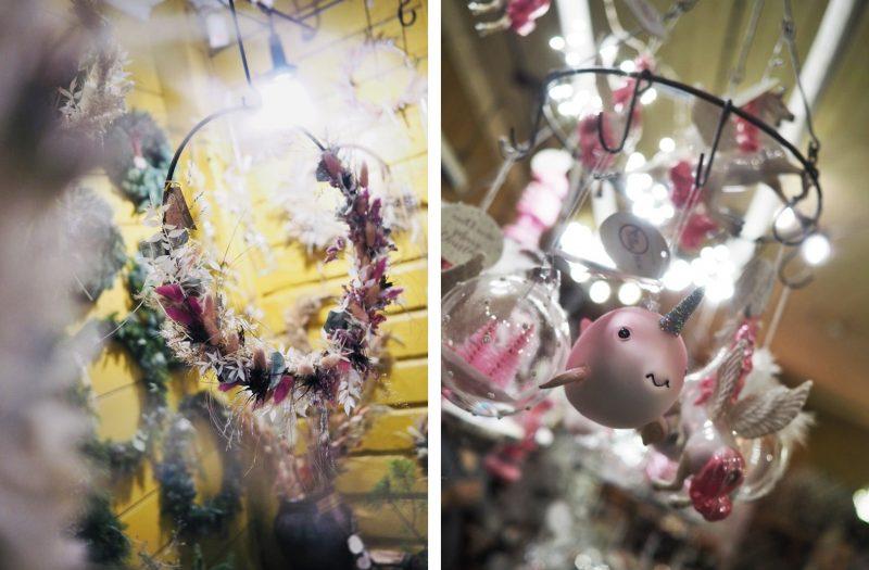 sass & belle joulukoristeet